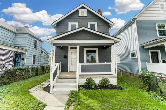 743 Reinhard Avenue, Columbus, OH 43206 (MLS #221041031) :: Signature Real Estate