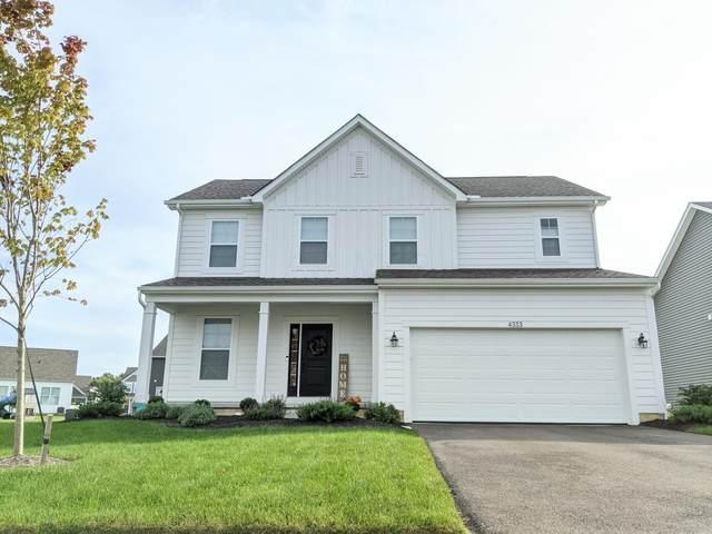 4333 Bluebird Drive, Powell, OH 43065 (MLS #221041045) :: Signature Real Estate