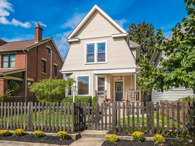 380 E Deshler Avenue, Columbus, OH 43206 (MLS #221041054) :: Greg & Desiree Goodrich | Brokered by Exp