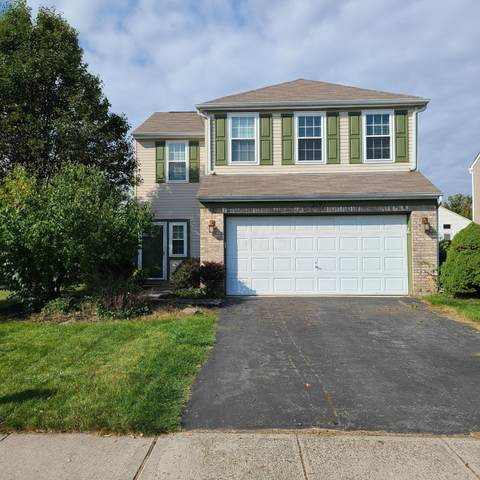 3197 Rogstad Bend, Canal Winchester, OH 43110 (MLS #221041078) :: RE/MAX ONE