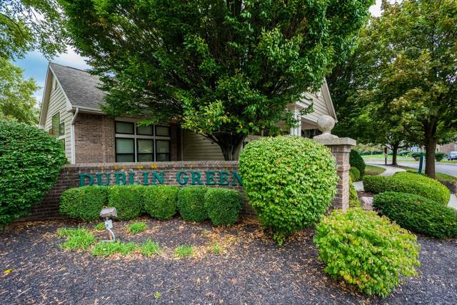 6823 Meadow Creek Drive #206, Columbus, OH 43235 (MLS #221041087) :: The Gale Group