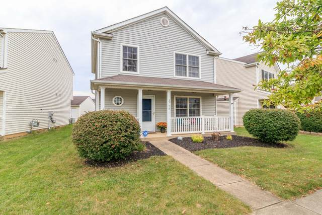 2798 Proclamation Way #78, Columbus, OH 43207 (MLS #221041101) :: ERA Real Solutions Realty