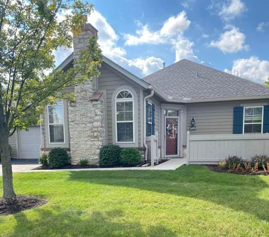 1499 Cascade Drive 24-149, Grove City, OH 43123 (MLS #221041121) :: Signature Real Estate