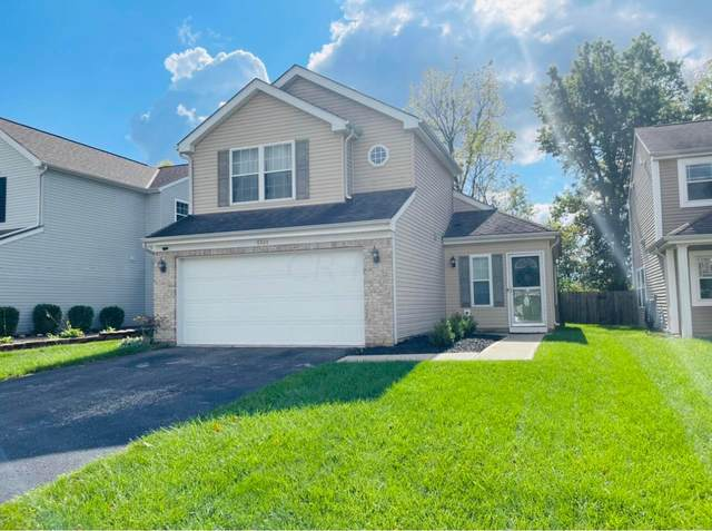 6841 Riding Trail Drive, Canal Winchester, OH 43110 (MLS #221041124) :: Sandy with Perfect Home Ohio