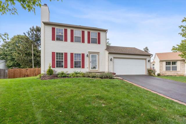 4717 Trabue Woods Court, Columbus, OH 43228 (MLS #221041130) :: Jamie Maze Real Estate Group