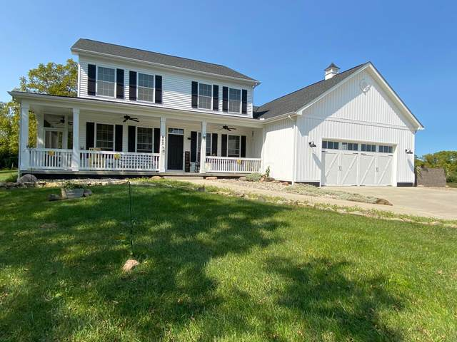 482 State Route 257 S, Ostrander, OH 43061 (MLS #221041161) :: Greg & Desiree Goodrich | Brokered by Exp