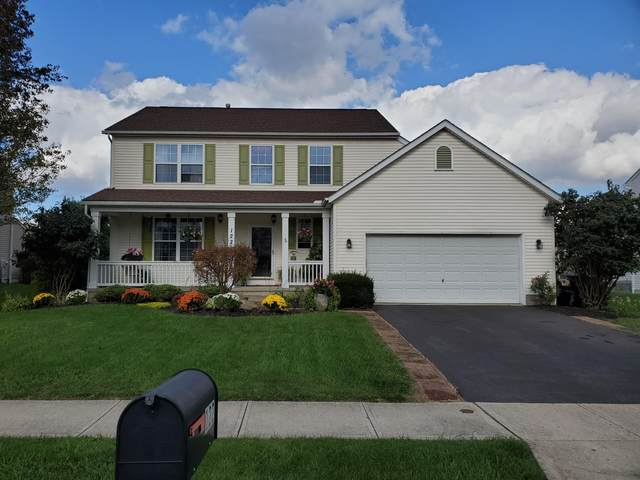 122 Stirling Way, Etna, OH 43062 (MLS #221041167) :: Greg & Desiree Goodrich | Brokered by Exp