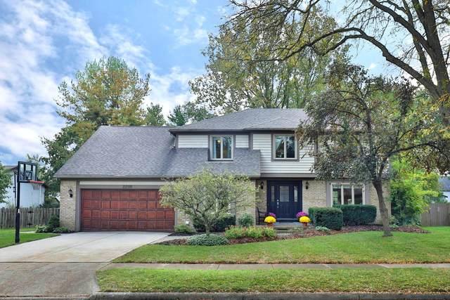 2295 Severhill Drive, Dublin, OH 43016 (MLS #221041195) :: Signature Real Estate