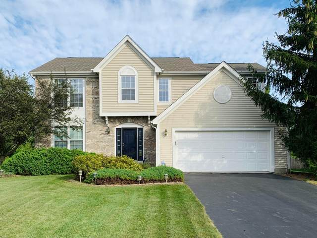 7366 Nightshade Drive, Westerville, OH 43082 (MLS #221041206) :: Signature Real Estate