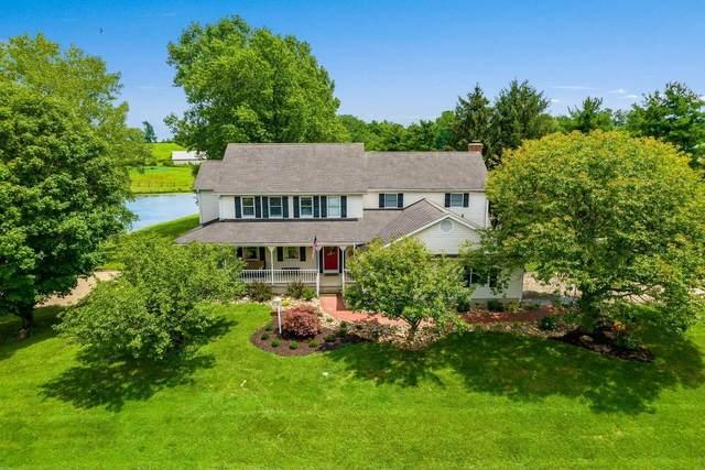 2800 Fairfield Union Road NE, Lancaster, OH 43130 (MLS #221041207) :: Signature Real Estate