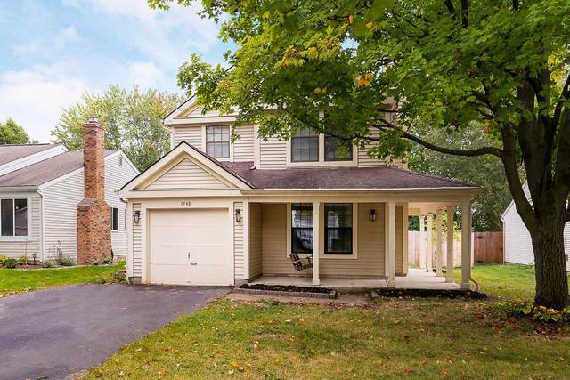 7748 Stoneford Drive, Columbus, OH 43235 (MLS #221041208) :: Millennium Group
