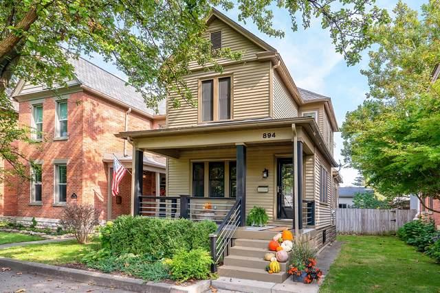 894 Bruck Street, Columbus, OH 43206 (MLS #221041213) :: MORE Ohio