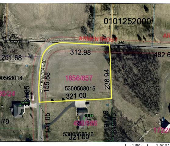0 Armentrout Road Lot 17, Fredericktown, OH 43019 (MLS #221041249) :: Keller Williams Classic Properties Realty