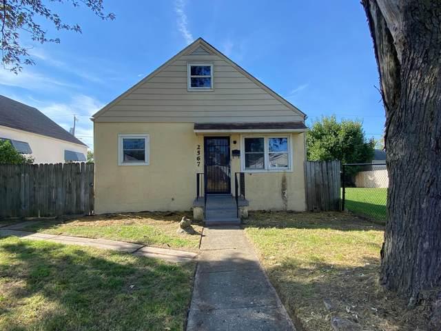 2567 Osceola Avenue, Columbus, OH 43211 (MLS #221041251) :: Keller Williams Classic Properties Realty