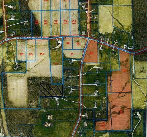 0 Fred-Amity Road Lots 8,9,10 & 1, Fredericktown, OH 43019 (MLS #221041252) :: Keller Williams Classic Properties Realty