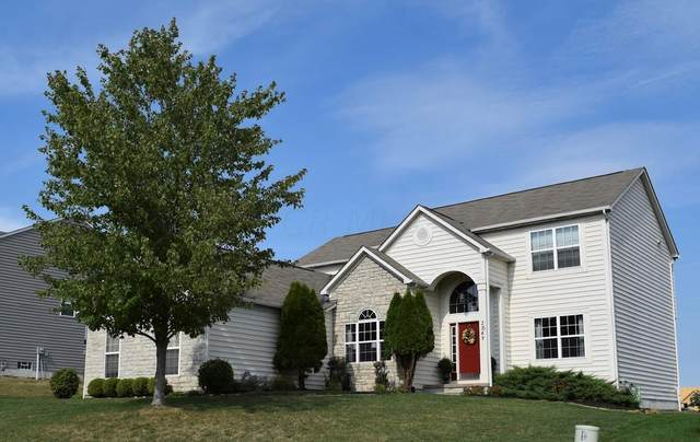 2349 Pine Crest Drive, Lancaster, OH 43130 (MLS #221041255) :: Keller Williams Classic Properties Realty