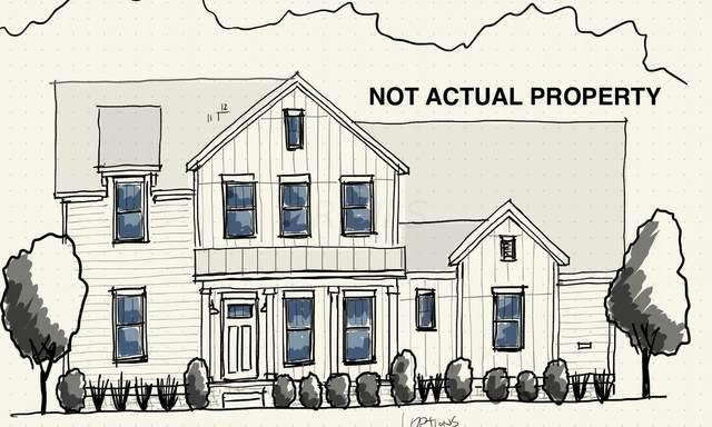 8144 Eagle Crest, Plain City, OH 43064 (MLS #221041263) :: Berkshire Hathaway HomeServices Crager Tobin Real Estate