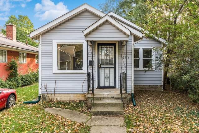 1054 Seymour Avenue, Columbus, OH 43206 (MLS #221041267) :: Keller Williams Classic Properties Realty