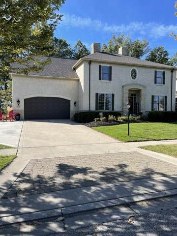 4290 Village Club Drive, Powell, OH 43065 (MLS #221041272) :: Signature Real Estate