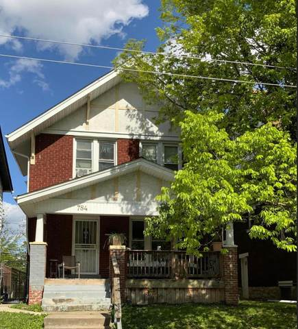 784 Kimball Place, Columbus, OH 43205 (MLS #221041314) :: MORE Ohio