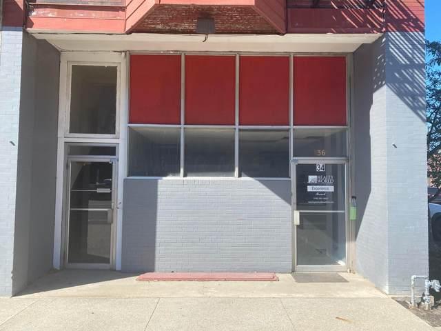 34 W Church Street #36, Newark, OH 43055 (MLS #221041315) :: Sam Miller Team