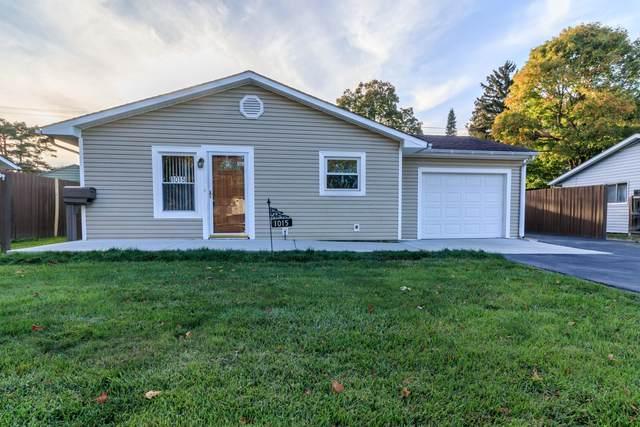 1015 Sunview Road, Reynoldsburg, OH 43068 (MLS #221041328) :: Signature Real Estate