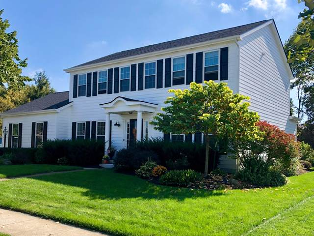 6813 Monticello Lane, Dublin, OH 43016 (MLS #221041333) :: Signature Real Estate