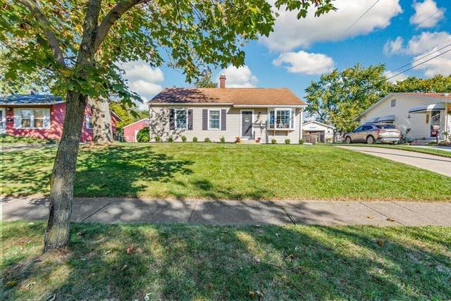4794 Hillcrest Street S, Hilliard, OH 43026 (MLS #221041344) :: Sandy with Perfect Home Ohio