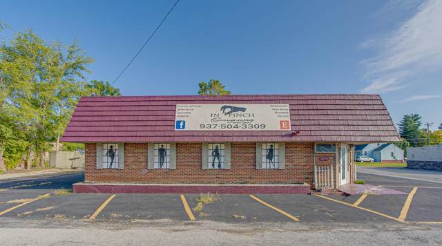 3650 E E. National Road, Springfield, OH 45505 (MLS #221041362) :: The Raines Group