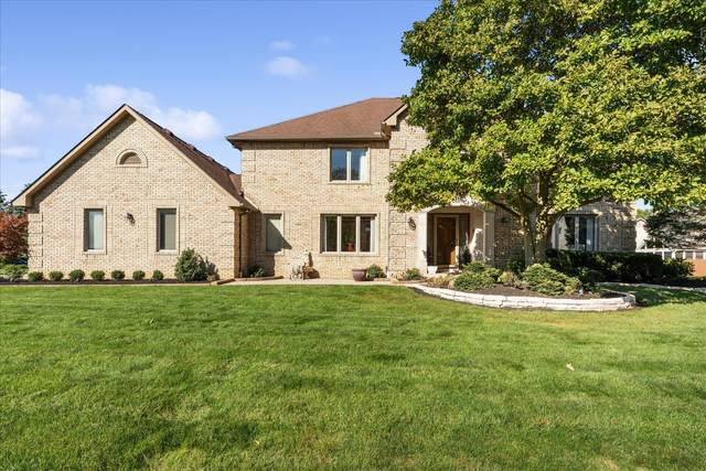 846 Waterton Drive, Westerville, OH 43081 (MLS #221041374) :: Signature Real Estate