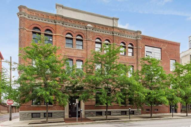 570 S Front Street #106, Columbus, OH 43215 (MLS #221041386) :: ERA Real Solutions Realty
