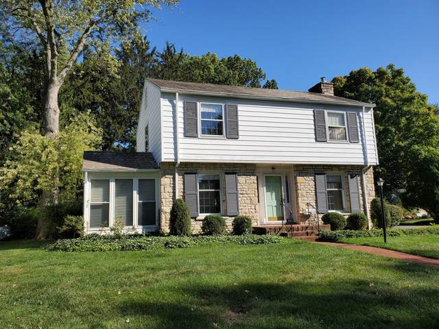 242 S Chesterfield Road, Columbus, OH 43209 (MLS #221041389) :: Signature Real Estate