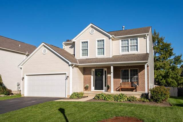 372 Wheatfield Drive, Delaware, OH 43015 (MLS #221041395) :: Sam Miller Team