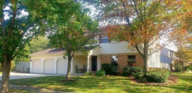 1105 Kirk Avenue, Worthington, OH 43085 (MLS #221041402) :: Signature Real Estate