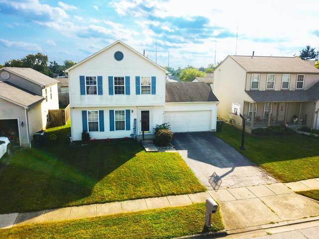 887 Radbourne Drive, Columbus, OH 43207 (MLS #221041417) :: Signature Real Estate