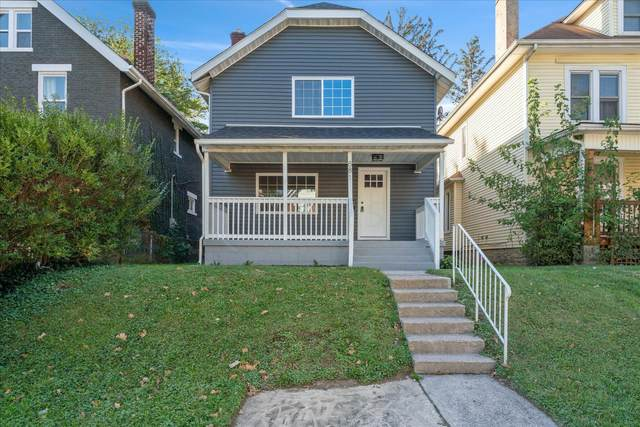 881 S 22nd Street, Columbus, OH 43206 (MLS #221041423) :: RE/MAX ONE