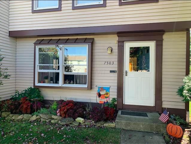 7503 Stonetrail Way, Reynoldsburg, OH 43068 (MLS #221041424) :: Signature Real Estate