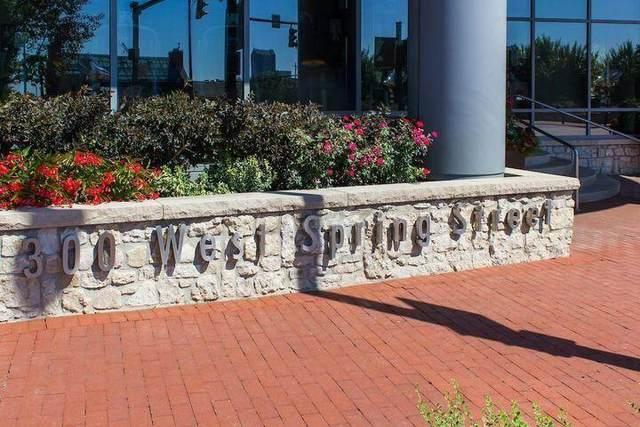 300 W Spring Street #309, Columbus, OH 43215 (MLS #221041429) :: Signature Real Estate