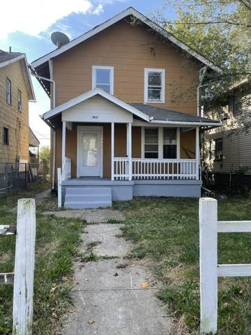 965 E 11th Avenue, Columbus, OH 43211 (MLS #221041439) :: The Tobias Real Estate Group