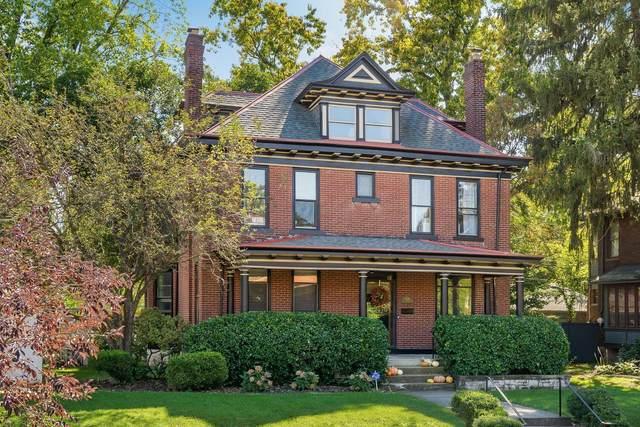 1719 Franklin Avenue, Columbus, OH 43205 (MLS #221041450) :: Susanne Casey & Associates