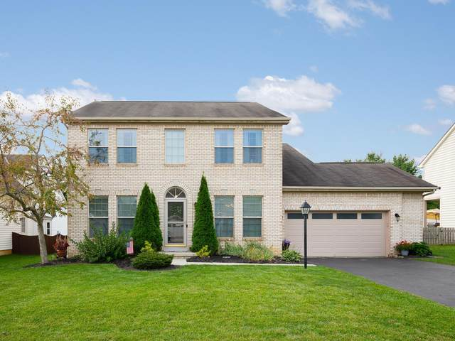 112 Eswine Drive, Etna, OH 43062 (MLS #221041453) :: Sandy with Perfect Home Ohio