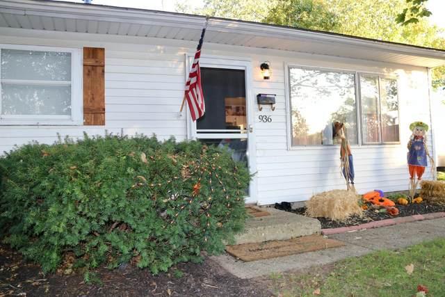 936 Pleasant Drive, Reynoldsburg, OH 43068 (MLS #221041479) :: The Tobias Real Estate Group