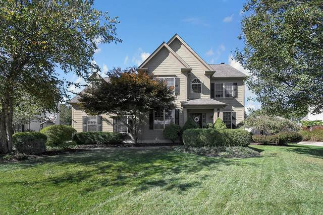 7594 Blue Fescue Drive, Westerville, OH 43082 (MLS #221041487) :: ERA Real Solutions Realty