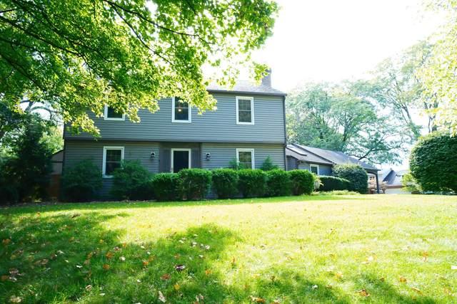 4391 Lyon Drive, Columbus, OH 43220 (MLS #221041491) :: The Tobias Real Estate Group