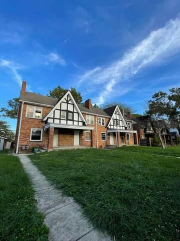484 Wrexham Avenue #490, Columbus, OH 43223 (MLS #221041496) :: The Tobias Real Estate Group