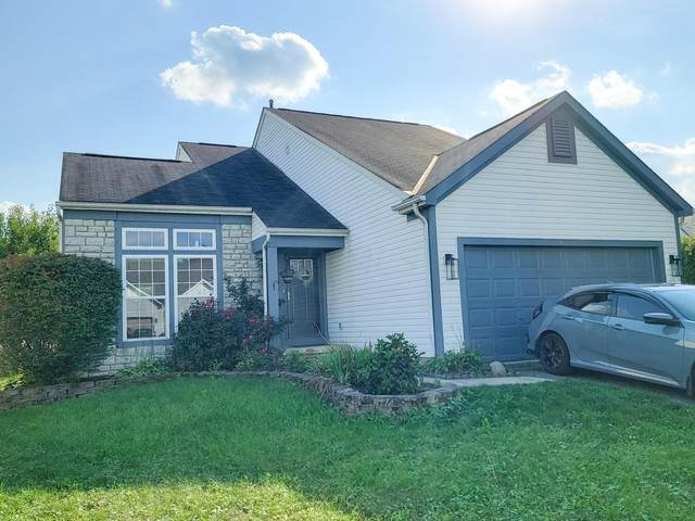 6443 Kelsey Court, Canal Winchester, OH 43110 (MLS #221041504) :: The Tobias Real Estate Group