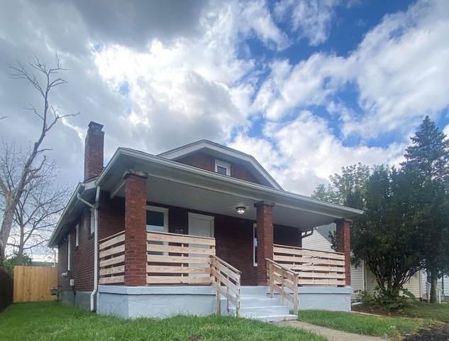 1273 Loretta Avenue, Columbus, OH 43211 (MLS #221041508) :: Millennium Group
