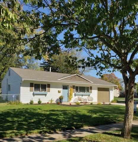 5116 Wyandot Place, Hilliard, OH 43026 (MLS #221041514) :: Millennium Group