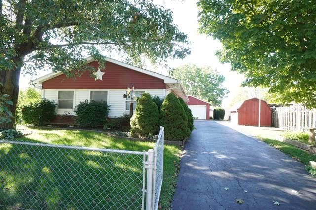 905 Pleasant Drive, Reynoldsburg, OH 43068 (MLS #221041523) :: Signature Real Estate