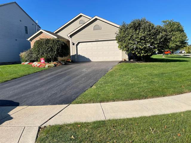 3575 Bluff Gap Drive, Grove City, OH 43123 (MLS #221041537) :: CARLETON REALTY